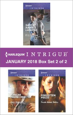 Harlequin Intrigue January 2018 - Box Set 2 of 2