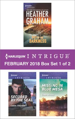 Harlequin Intrigue February 2018 - Box Set 1 of 2