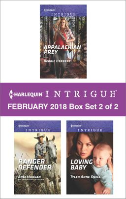 Harlequin Intrigue February 2018 - Box Set 2 of 2
