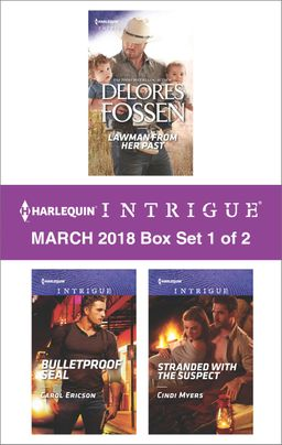 Harlequin Intrigue March 2018 - Box Set 1 of 2