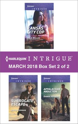 Harlequin Intrigue March 2018 - Box Set 2 of 2