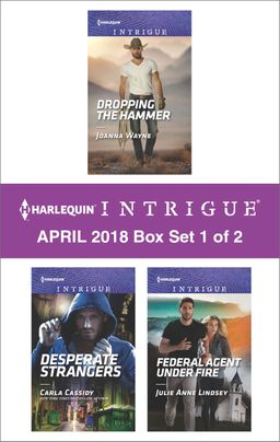 Harlequin Intrigue April 2018 - Box Set 1 of 2