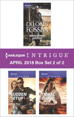 Harlequin Intrigue April 2018 - Box Set 2 of 2