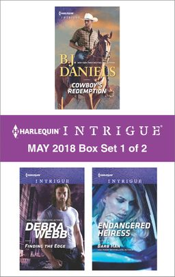 Harlequin Intrigue May 2018 - Box Set 1 of 2