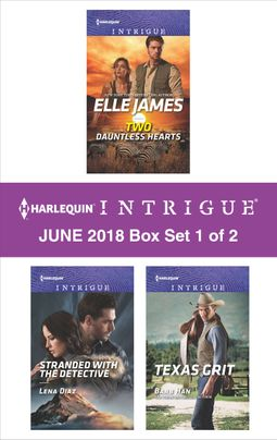 Harlequin Intrigue June 2018 - Box Set 1 of 2