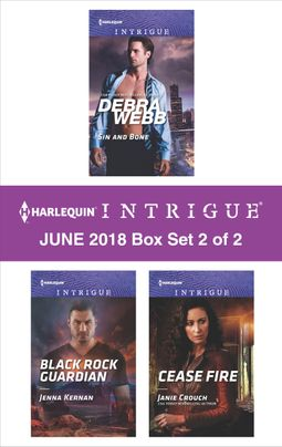 Harlequin Intrigue June 2018 - Box Set 2 of 2