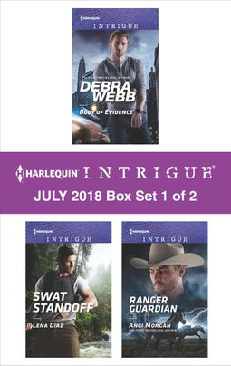 Harlequin Intrigue July 2018 - Box Set 1 of 2