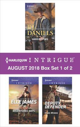 Harlequin Intrigue September 2018 - Box Set 1 of 2