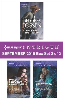 Harlequin Intrigue September 2018 - Box Set 2 of 2