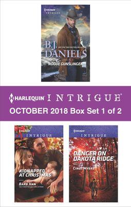 Harlequin Intrigue October 2018 - Box Set 1 of 2