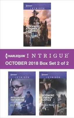 Harlequin Intrigue October 2018 - Box Set 2 of 2