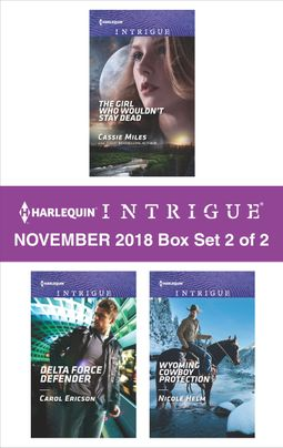 Harlequin Intrigue November 2018 - Box Set 2 of 2