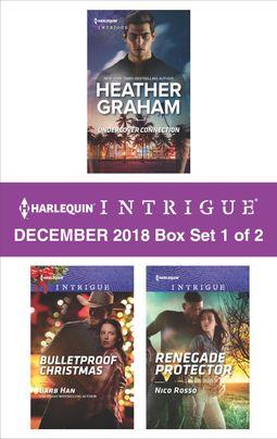 Harlequin Intrigue December 2018 - Box Set 1 of 2