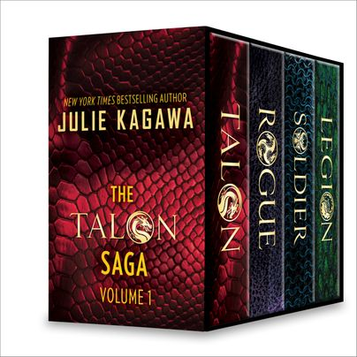 The Talon Saga Volume 1