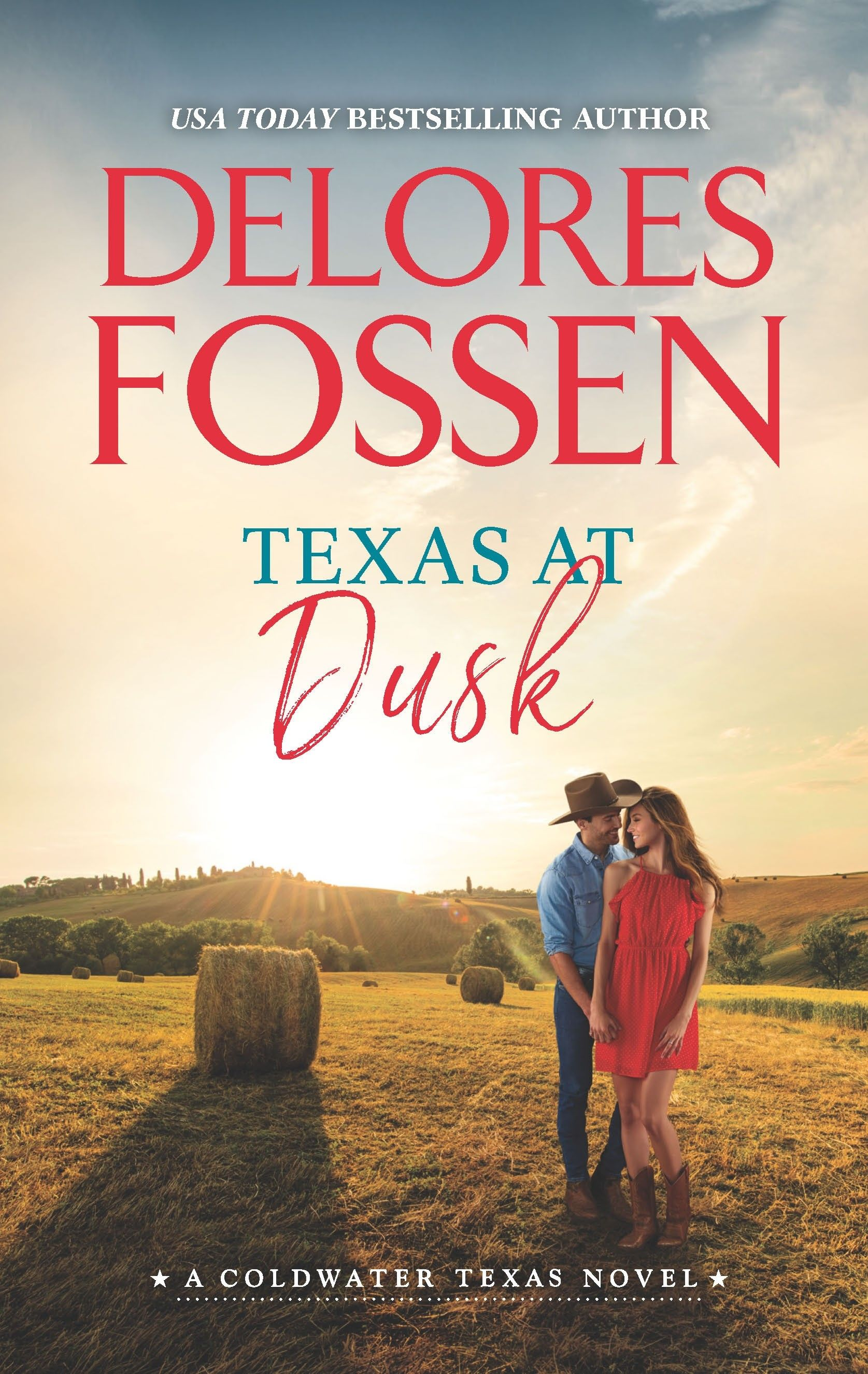 Texas at Dusk by Delores Fossen