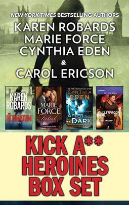 Kick A** Heroines Box Set