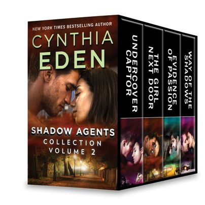 Shadow Agents Collection Volume 2