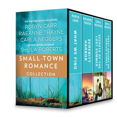 Small-Town Romance Collection