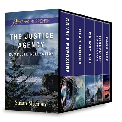 The Justice Agency Complete Collection