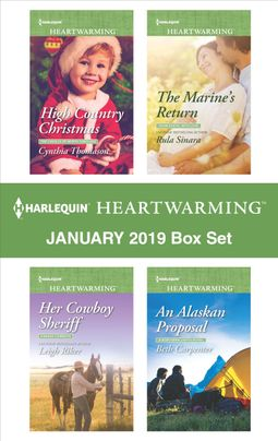 Harlequin Heartwarming January 2019 Box Set