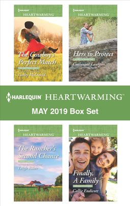 Harlequin Heartwarming May 2019 Box Set