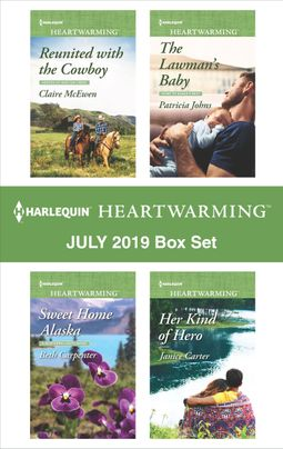 Harlequin Heartwarming July 2019 Box Set