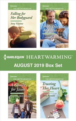 Harlequin Heartwarming August 2019 Box Set