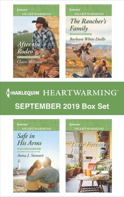 Harlequin Heartwarming September 2019 Box Set
