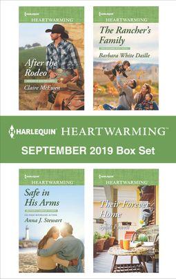 Harlequin Heartwarming September 2019 Box Set