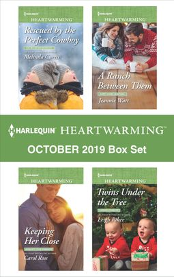 Harlequin Heartwarming October 2019 Box Set