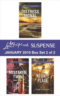 Harlequin Love Inspired Suspense January 2019 - Box Set 2 of 2