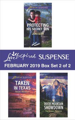 Harlequin Love Inspired Suspense February 2019 - Box Set 2 of 2