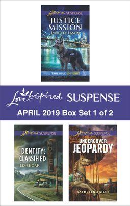 Harlequin Love Inspired Suspense April 2019 - Box Set 1 of 2