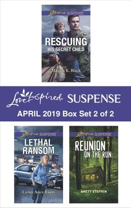Harlequin Love Inspired Suspense April 2019 - Box Set 2 of 2