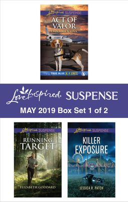 Harlequin Love Inspired Suspense May 2019 - Box Set 1 of 2
