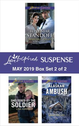 Harlequin Love Inspired Suspense May 2019 - Box Set 2 of 2