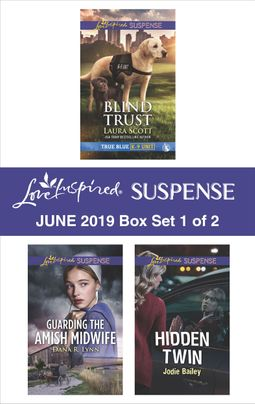 Harlequin Love Inspired Suspense June 2019 - Box Set 1 of 2