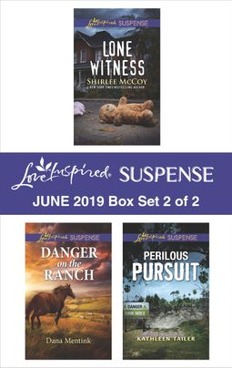 Harlequin Love Inspired Suspense June 2019 - Box Set 2 of 2