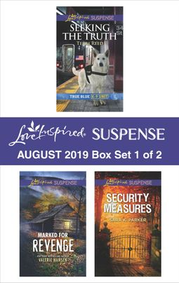 Harlequin Love Inspired Suspense August 2019 - Box Set 1 of 2