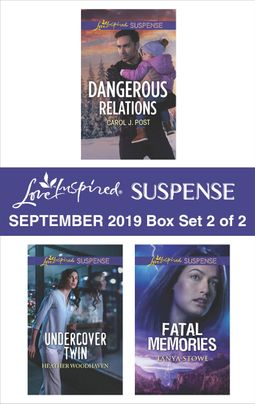 Harlequin Love Inspired Suspense September 2019 - Box Set 2 of 2