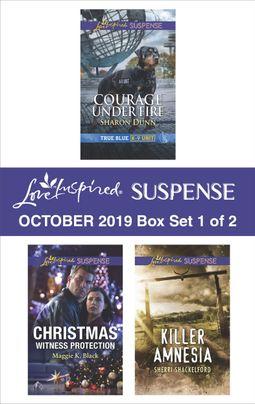 Harlequin Love Inspired Suspense October 2019 - Box Set 1 of 2