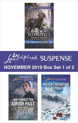 Harlequin Love Inspired Suspense November 2019 - Box Set 1 of 2
