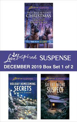 Harlequin Love Inspired Suspense December 2019 - Box Set 1 of 2