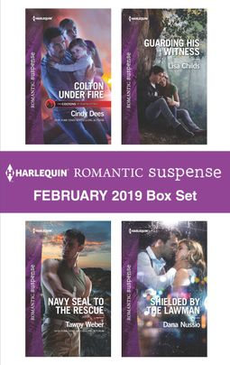 Harlequin Romantic Suspense February 2019 Box Set