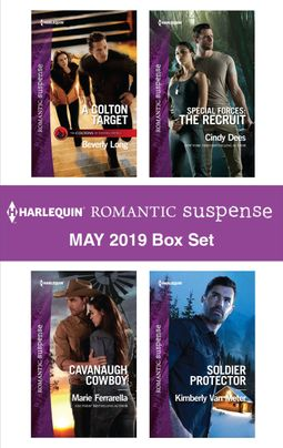 Harlequin Romantic Suspense May 2019 Box Set