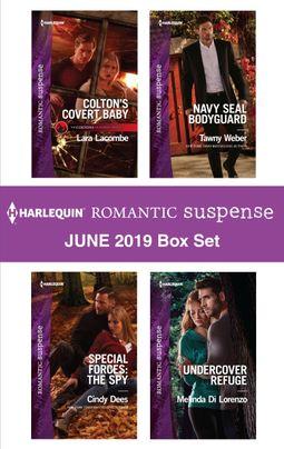 Harlequin Romantic Suspense June 2019 Box Set