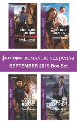 Harlequin Romantic Suspense September 2019 Box Set