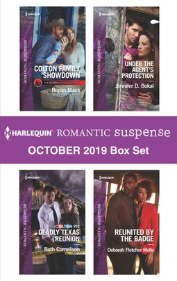 Harlequin Romantic Suspense October 2019 Box Set