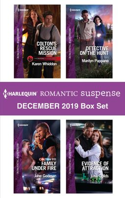 Harlequin Romantic Suspense December 2019 Box Set