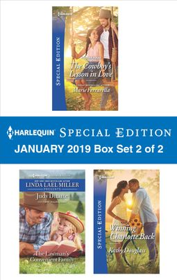 Harlequin Special Edition January 2019 - Box Set 2 of 2